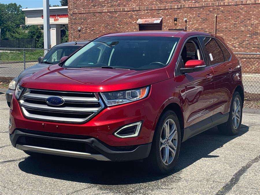 Used 2015 Ford Edge in Ludlow, Massachusetts | Ludlow Auto Sales. Ludlow, Massachusetts