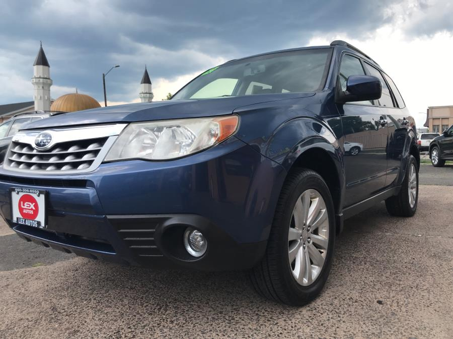 Used 2012 Subaru Forester in Hartford, Connecticut | Lex Autos LLC. Hartford, Connecticut