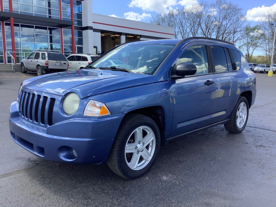 Used Jeep Compass 2WD 4dr Sport 2007 | Marsh Auto Sales LLC. Ortonville, Michigan
