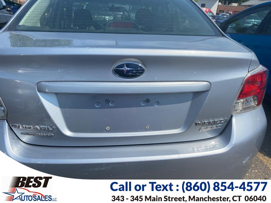 Used Subaru Impreza Sedan 4dr Auto 2.0i Premium 2013 | Best Auto Sales LLC. Manchester, Connecticut