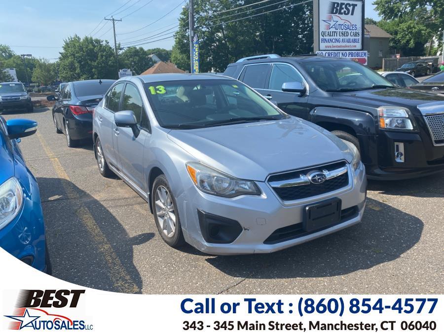 Used 2013 Subaru Impreza Sedan in Manchester, Connecticut | Best Auto Sales LLC. Manchester, Connecticut