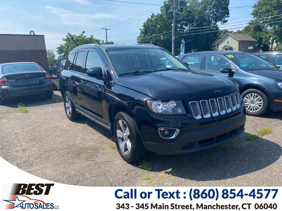 Used Jeep Compass 4WD 4dr Latitude 2016 | Best Auto Sales LLC. Manchester, Connecticut