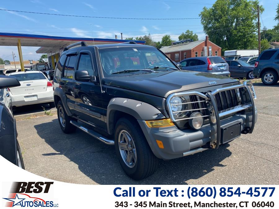 Used Jeep Liberty 4dr Renegade 4WD 2005 | Best Auto Sales LLC. Manchester, Connecticut