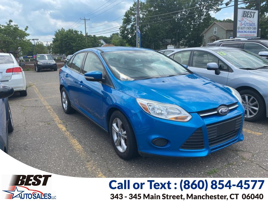 Used Ford Focus 4dr Sdn SE 2013   Best Auto Sales LLC. Manchester, Connecticut