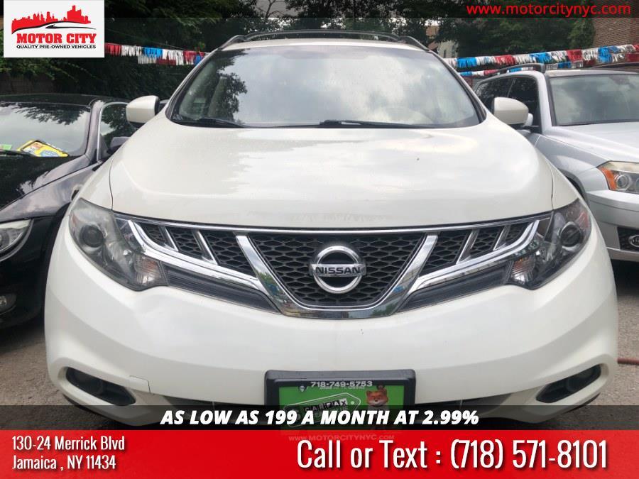 Used 2014 Nissan Murano in Jamaica, New York | Motor City. Jamaica, New York
