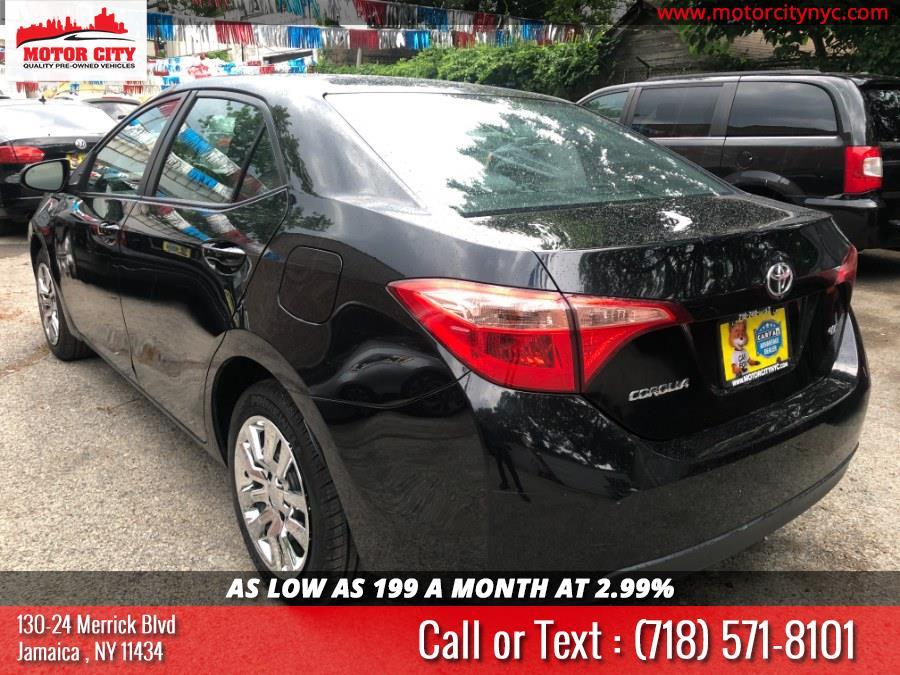 Used Toyota Corolla LE CVT (Natl) 2018   Motor City. Jamaica, New York