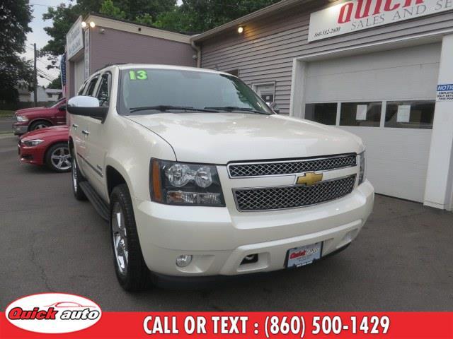 Used 2013 Chevrolet Tahoe in Bristol, Connecticut | Quick Auto LLC. Bristol, Connecticut