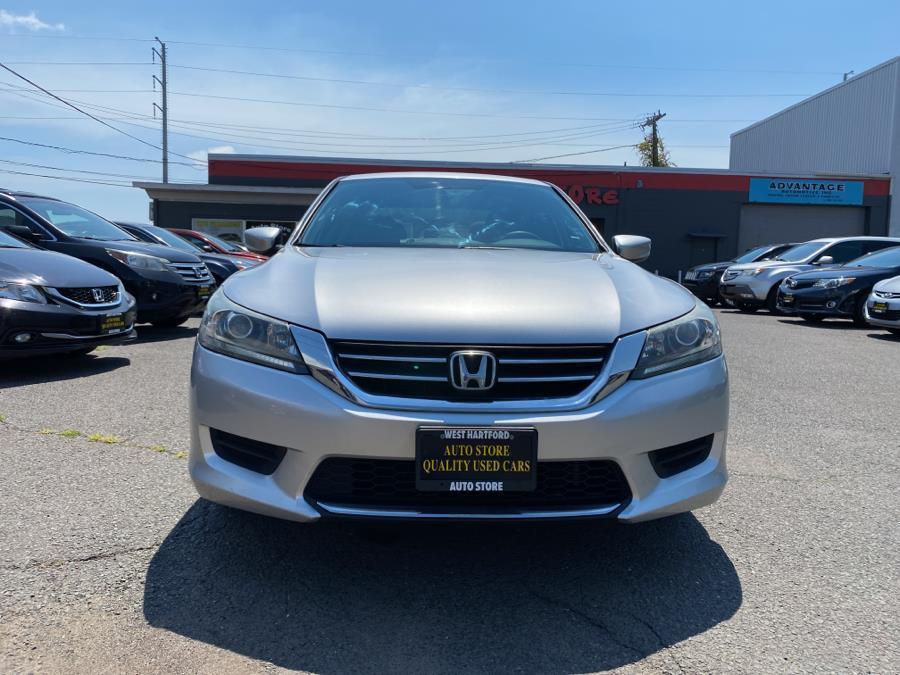 Used Honda Accord Sedan 4dr I4 CVT LX 2014   Auto Store. West Hartford, Connecticut