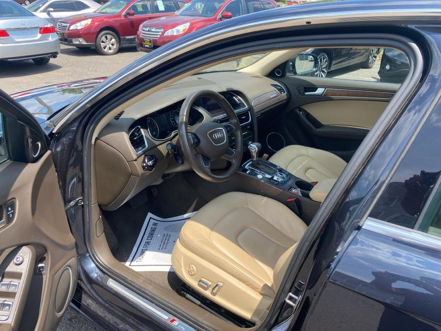 Used Audi A4 4dr Sdn Auto quattro 2.0T Premium Plus 2014 | Auto Store. West Hartford, Connecticut