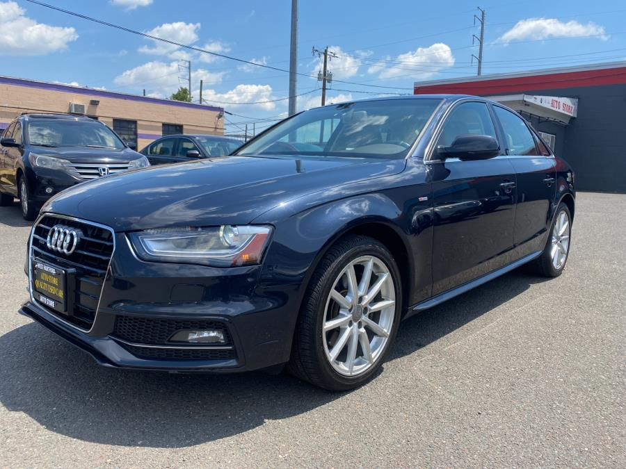 Used 2014 Audi A4 in West Hartford, Connecticut | Auto Store. West Hartford, Connecticut