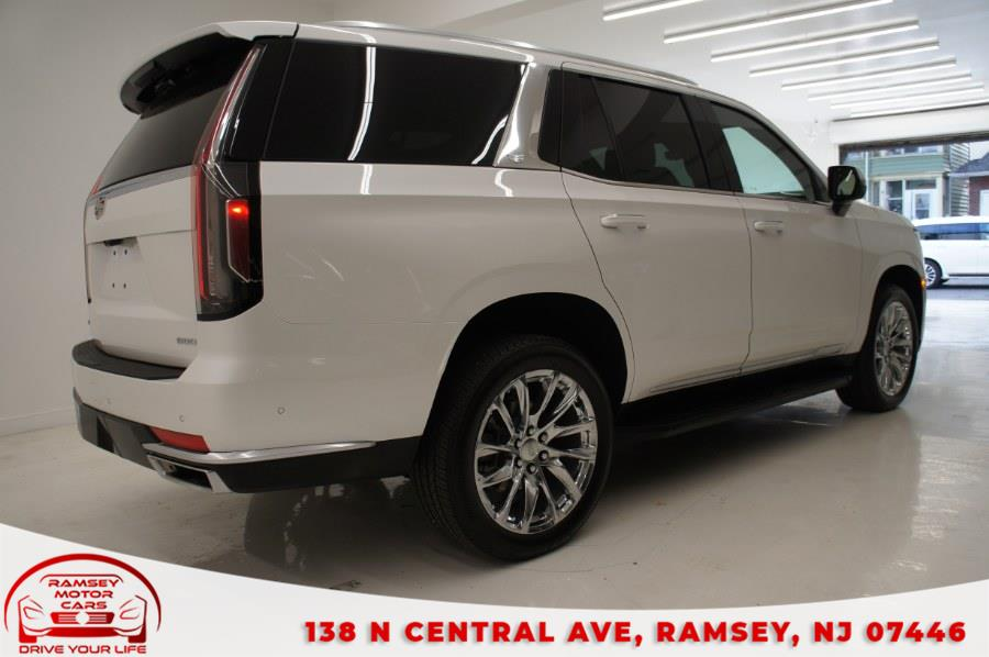 Used Cadillac Escalade 4WD 4dr Premium Luxury 2021 | Ramsey Motor Cars Inc. Ramsey, New Jersey