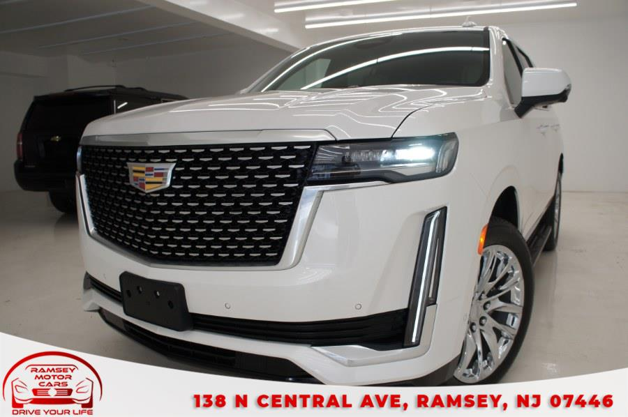 Used 2021 Cadillac Escalade in Ramsey, New Jersey | Ramsey Motor Cars Inc. Ramsey, New Jersey