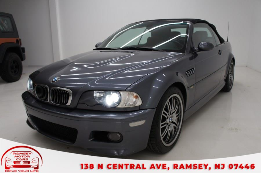 Used BMW 3 Series M3 2dr Convertible 2003   Ramsey Motor Cars Inc. Ramsey, New Jersey