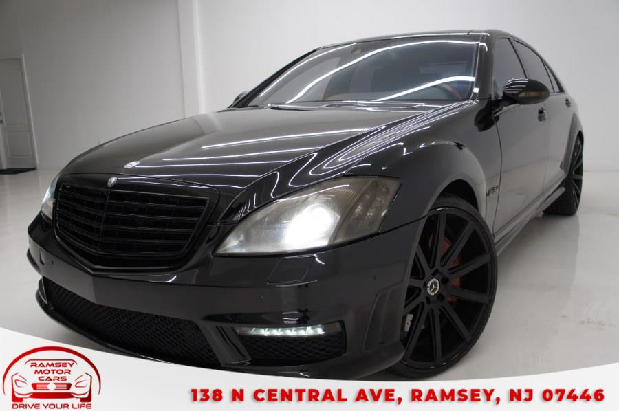 Used 2009 Mercedes-Benz S-Class in Ramsey, New Jersey | Ramsey Motor Cars Inc. Ramsey, New Jersey