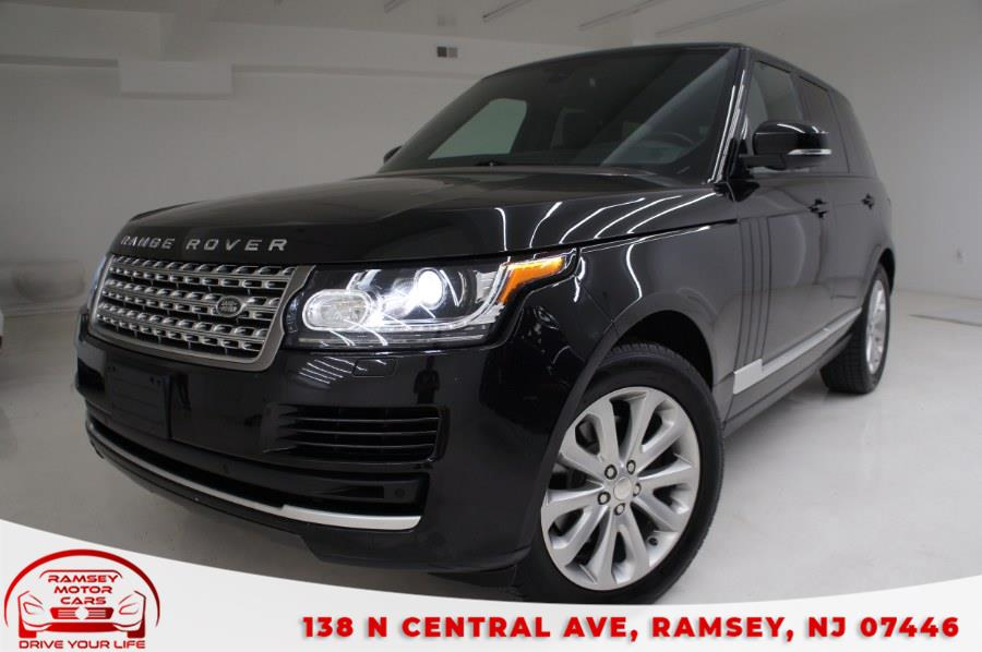 Used Land Rover Range Rover 4WD 4dr HSE 2015 | Ramsey Motor Cars Inc. Ramsey, New Jersey