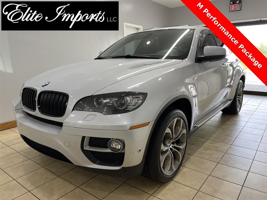 Used BMW X6 xDrive35i AWD 4dr SUV 2013 | Elite Imports LLC. West Chester, Ohio