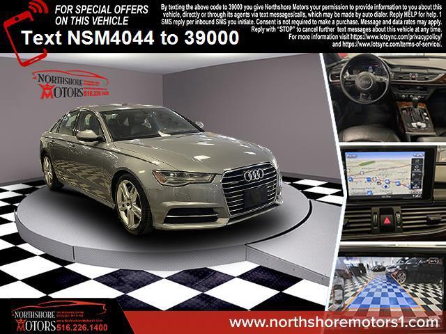 Used Audi A6 4dr Sdn quattro 3.0T Premium Plus 2016   Northshore Motors. Syosset , New York