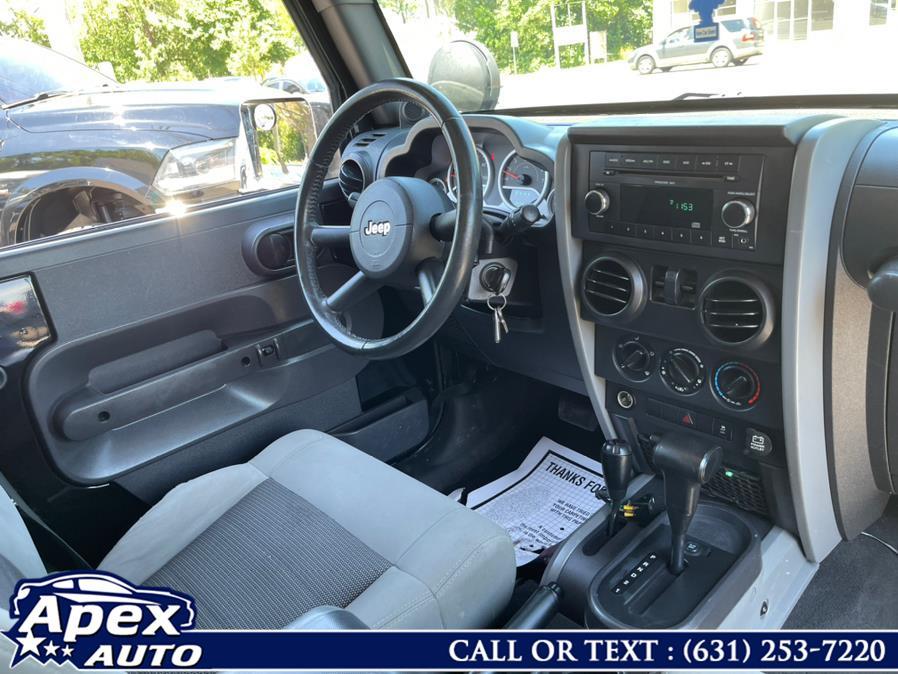 Used Jeep Wrangler 4WD 2dr Sport 2010 | Apex Auto. Selden, New York