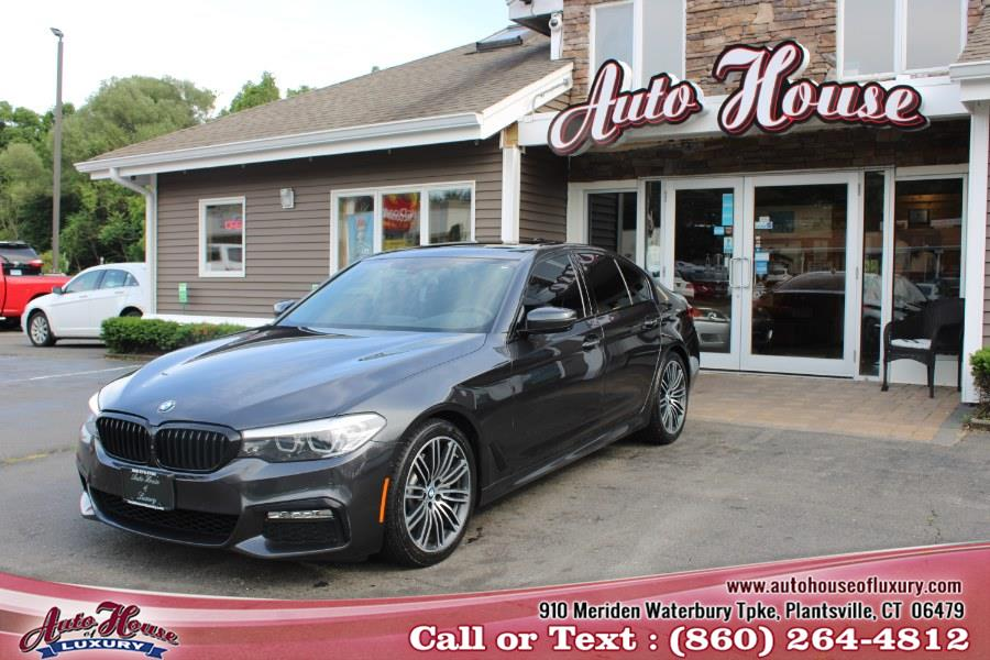 Used 2018 BMW 5 Series in Plantsville, Connecticut | Auto House of Luxury. Plantsville, Connecticut