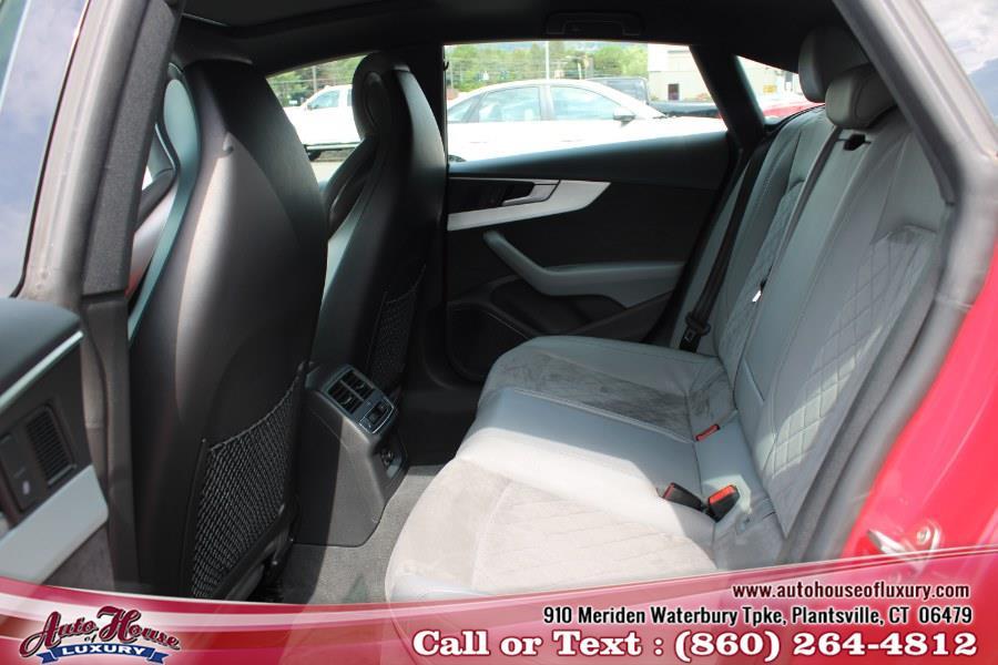 Used Audi S5 Sportback 3.0 TFSI Premium Plus 2018   Auto House of Luxury. Plantsville, Connecticut