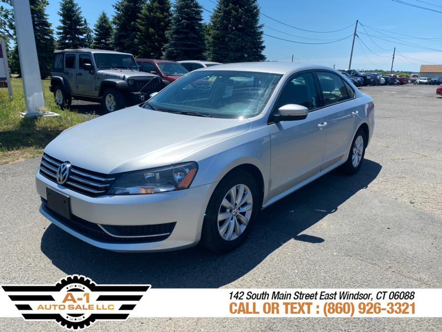 Used 2015 Volkswagen Passat in East Windsor, Connecticut | A1 Auto Sale LLC. East Windsor, Connecticut