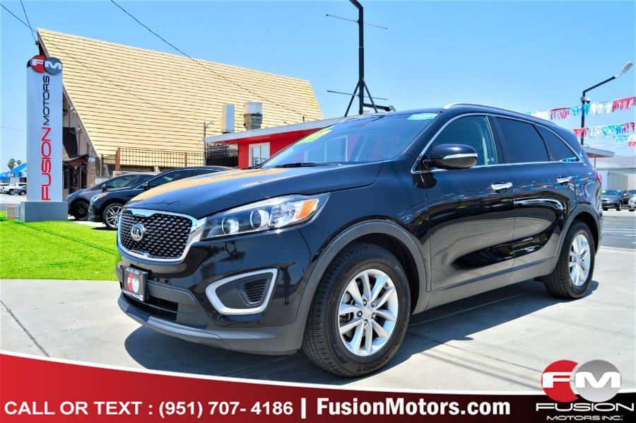 Used 2016 Kia Sorento in Moreno Valley, California | Fusion Motors Inc. Moreno Valley, California
