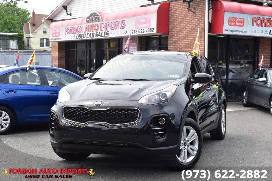 Used 2018 Kia Sportage in Irvington, New Jersey   Foreign Auto Imports. Irvington, New Jersey