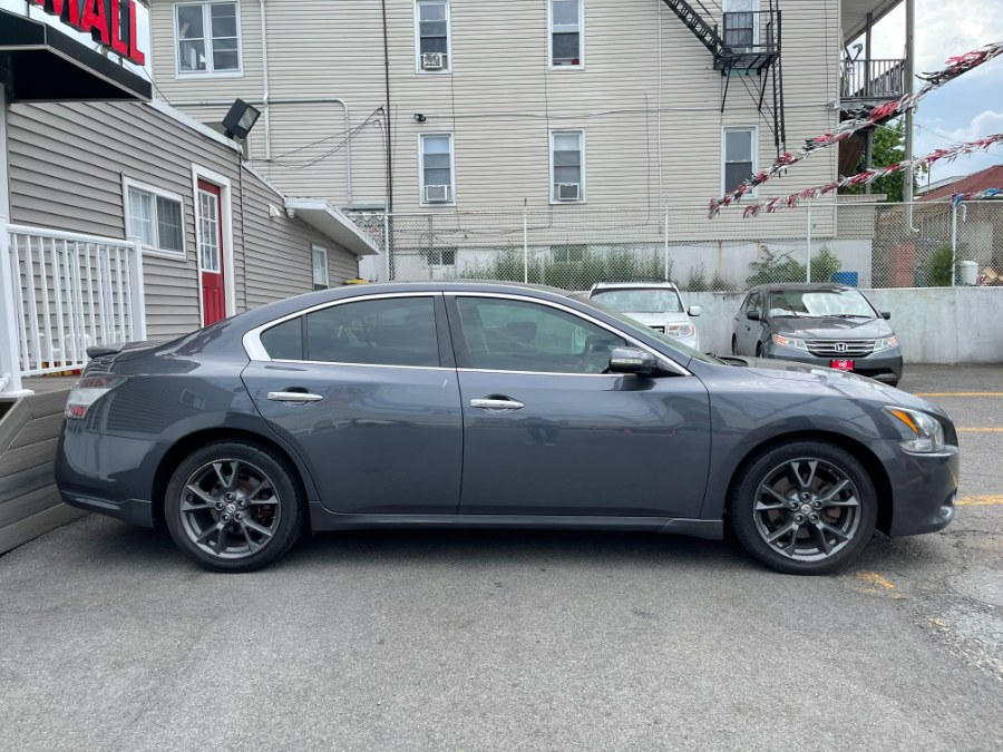 Used Nissan Maxima 4dr Sdn V6 CVT 3.5 SV 2012 | DZ Automall. Paterson, New Jersey