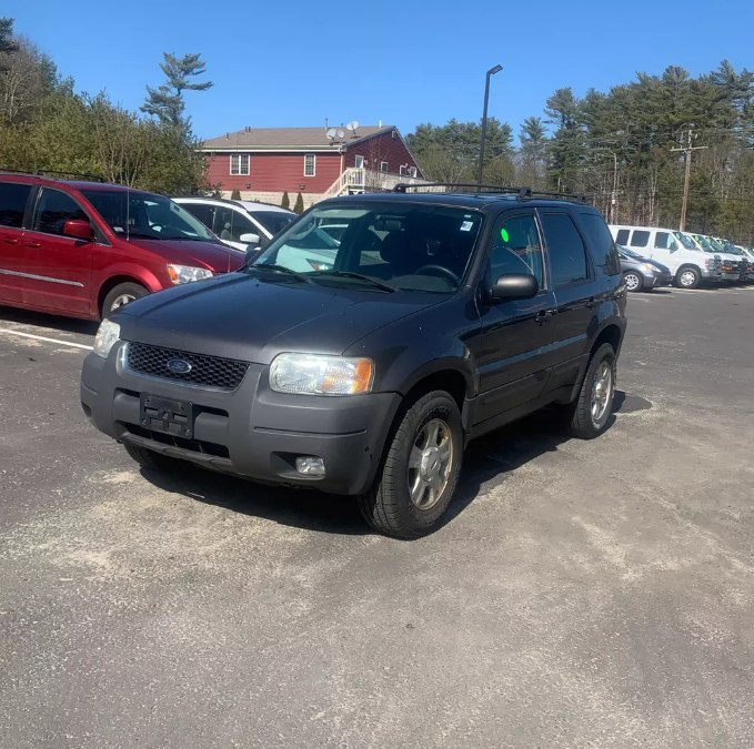 """Used Ford Escape 4dr 103"""" WB XLT 4WD 2004 
