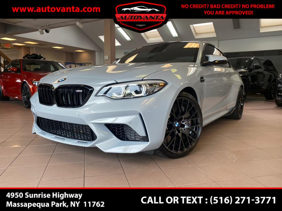 Used 2020 BMW M2 in Massapequa Park, New York | Autovanta. Massapequa Park, New York