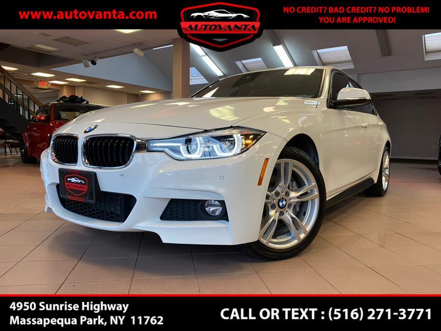 Used 2018 BMW 3 Series in Massapequa Park, New York | Autovanta. Massapequa Park, New York