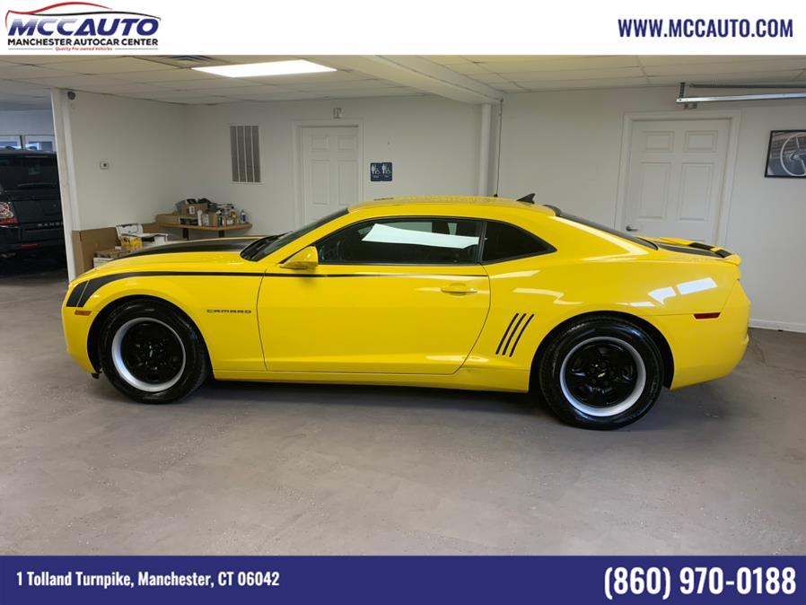 Used Chevrolet Camaro 2dr Cpe 1LS 2012   Manchester Autocar Center. Manchester, Connecticut