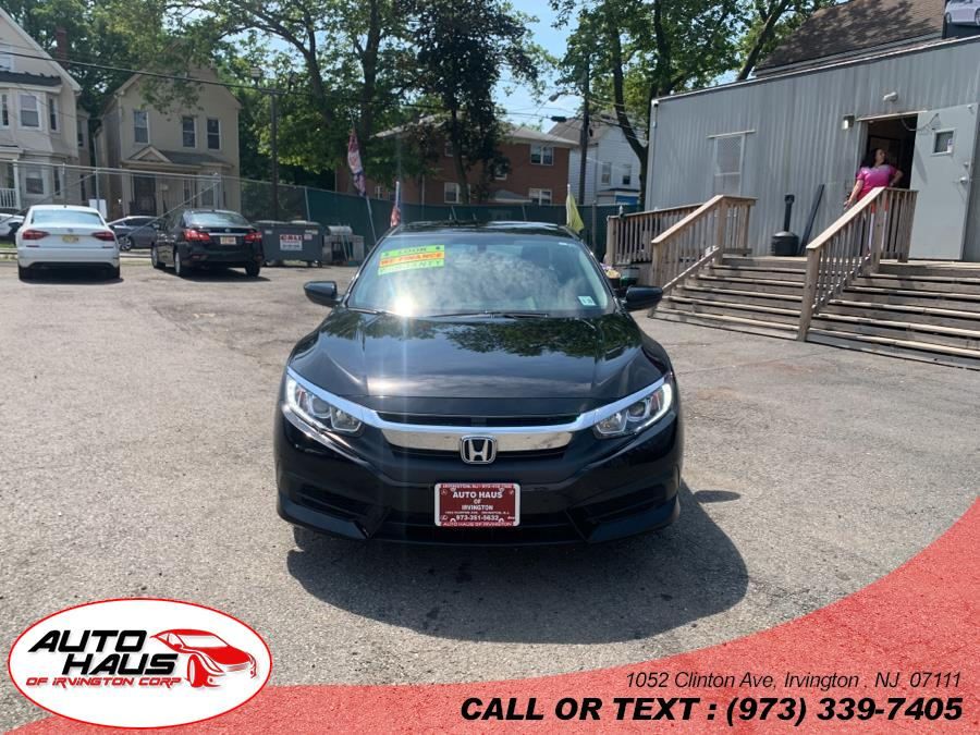 Used 2018 Honda Civic Sedan in Irvington , New Jersey | Auto Haus of Irvington Corp. Irvington , New Jersey