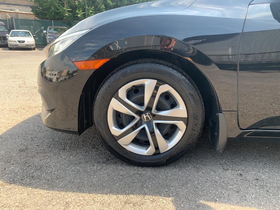 Used Honda Civic Sedan LX CVT 2018   Auto Haus of Irvington Corp. Irvington , New Jersey