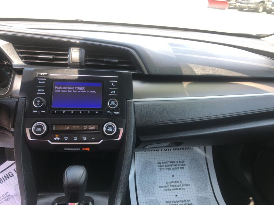 Used Honda Civic Sedan LX CVT 2019 | Auto Haus of Irvington Corp. Irvington , New Jersey