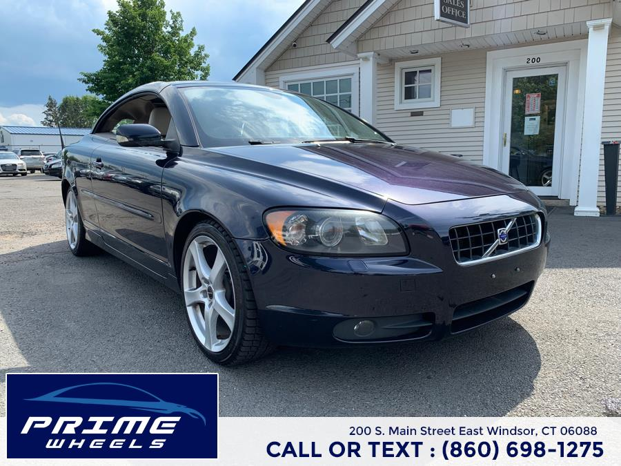 Used 2007 Volvo C70 in East Windsor, Connecticut | Prime Wheels. East Windsor, Connecticut