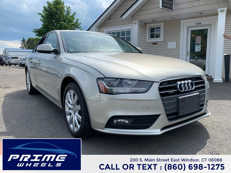 Used 2014 Audi A4 in East Windsor, Connecticut | Prime Wheels. East Windsor, Connecticut