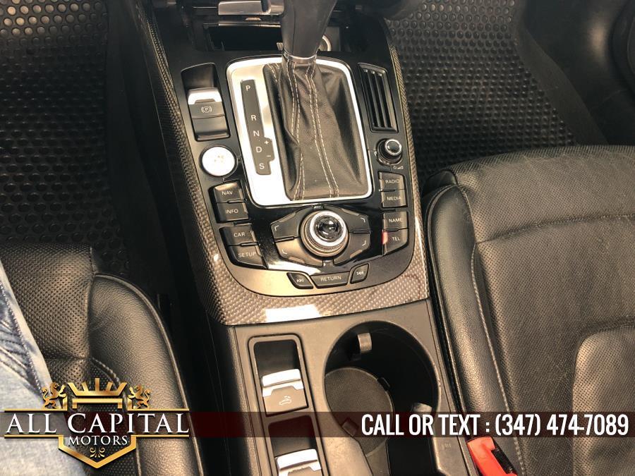 Used Audi S5 2dr Cabriolet Prestige 2010   All Capital Motors. Brooklyn, New York