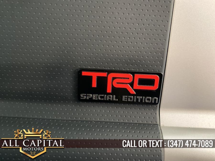 Used Toyota FJ Cruiser 4WD 4dr Auto (Natl) 2007   All Capital Motors. Brooklyn, New York