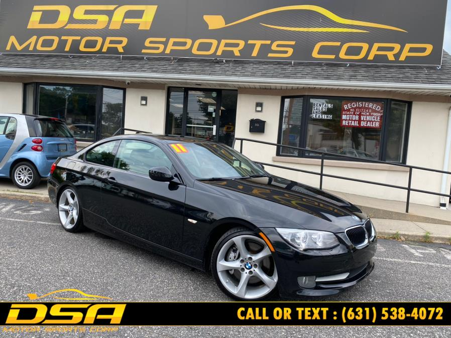 Used BMW 3 Series 2dr Cpe 335i RWD 2011 | DSA Motor Sports Corp. Commack, New York