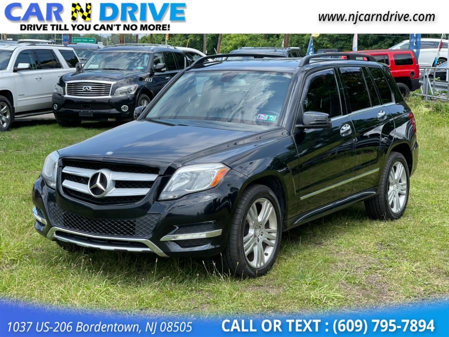 Used Mercedes-benz Glk-class GLK350 4MATIC 2013 | Car N Drive. Bordentown, New Jersey