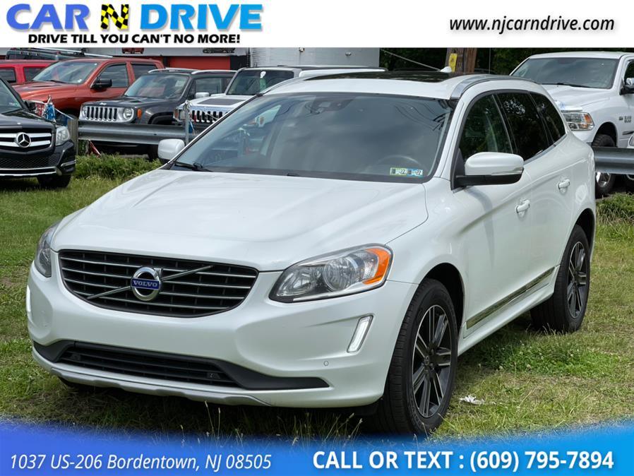 Used Volvo Xc60 T5 Premier AWD 2016 | Car N Drive. Bordentown, New Jersey