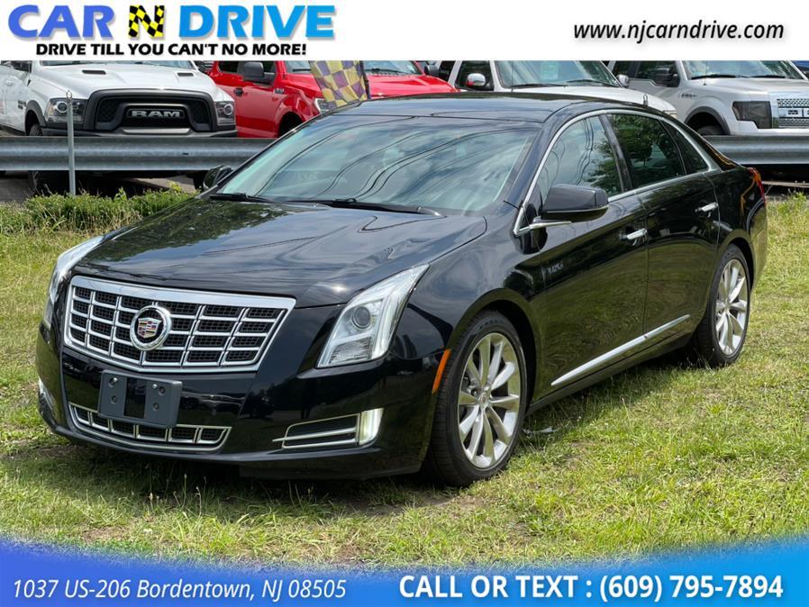 Used Cadillac Xts Luxury AWD 2013 | Car N Drive. Bordentown, New Jersey