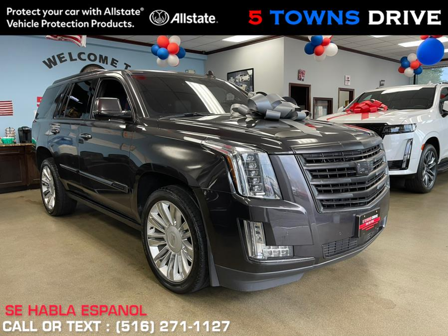 Used Cadillac Escalade 4WD 4dr Platinum 2016 | 5 Towns Drive. Inwood, New York