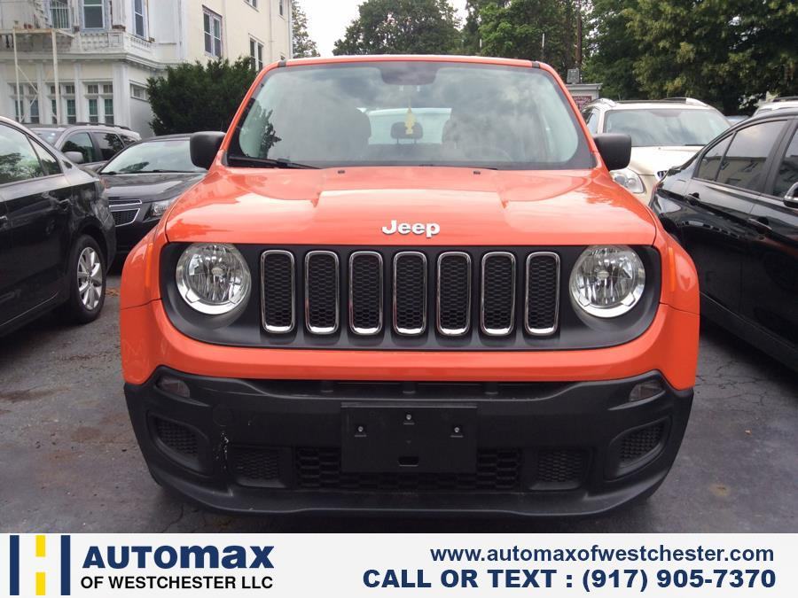 Used 2016 Jeep Renegade in Port Chester, New York | Automax of Westchester LLC. Port Chester, New York