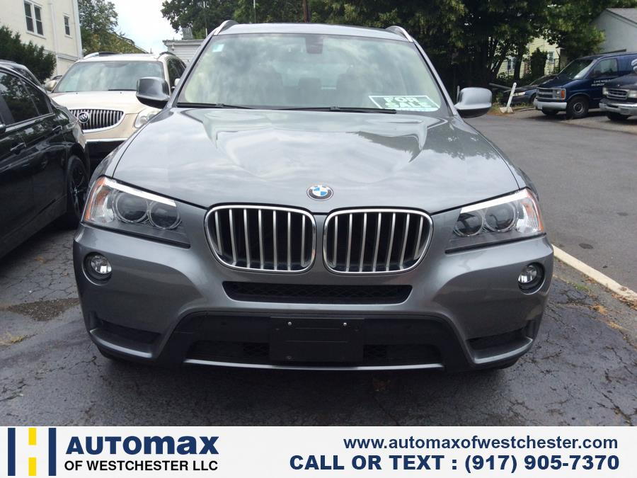Used BMW X3 AWD 4dr xDrive28i 2013 | Automax of Westchester LLC. Port Chester, New York