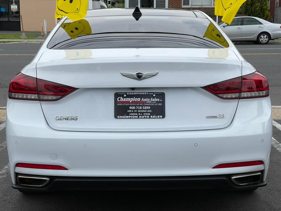 Used Hyundai Genesis 4dr Sdn V6 3.8L AWD 2016 | Champion Auto Sales. Linden, New Jersey