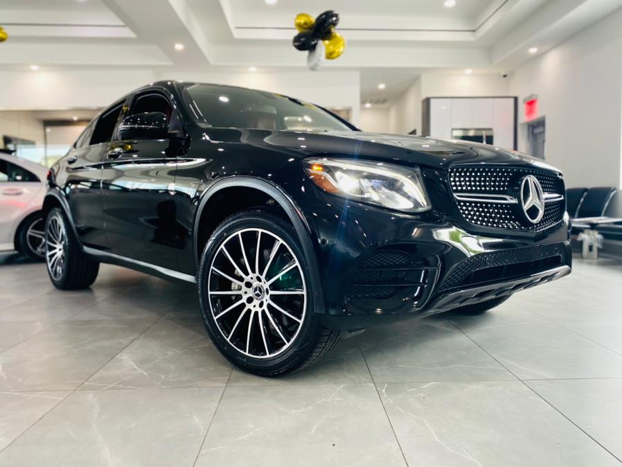 Used Mercedes-Benz GLC GLC 300 4MATIC Coupe 2018 | C Rich Cars. Franklin Square, New York