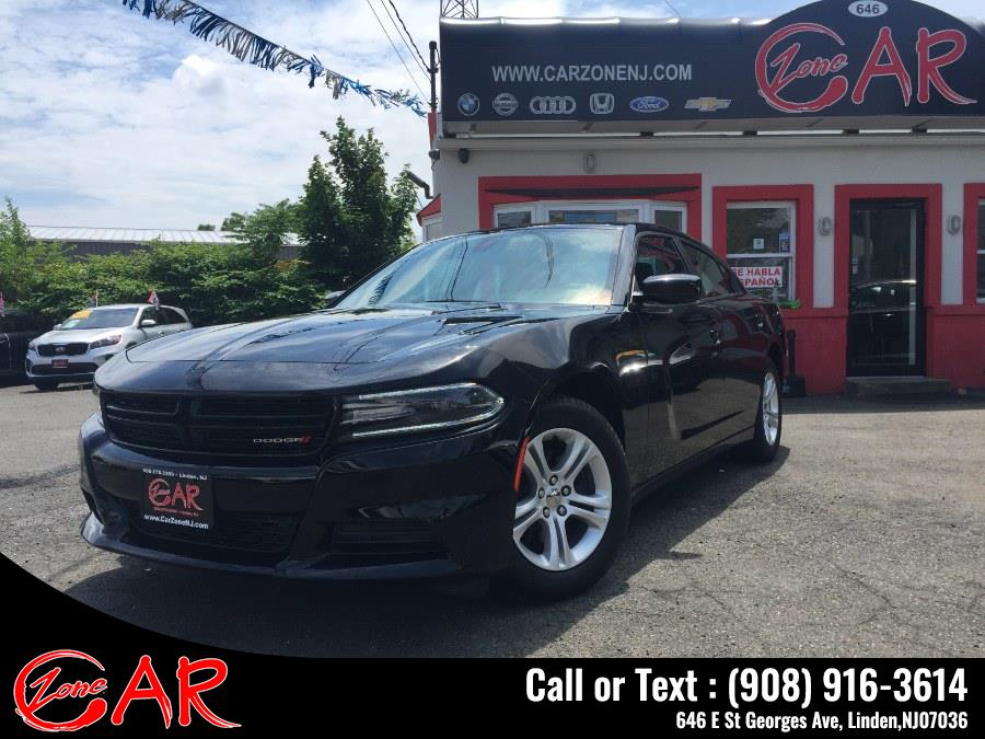 Used Dodge Charger SXT RWD 2019 | Car Zone. Linden, New Jersey
