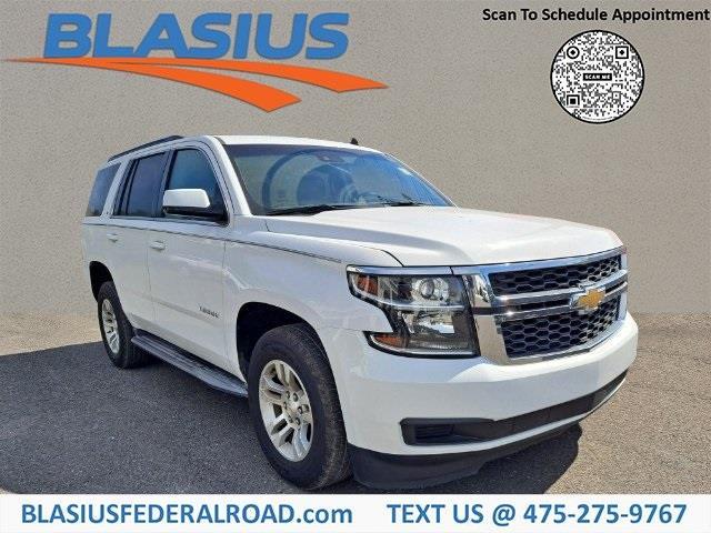 Used Chevrolet Tahoe LT 2015   Blasius Federal Road. Brookfield, Connecticut